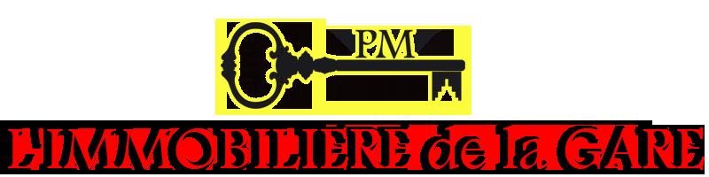 Logo Immo-gare